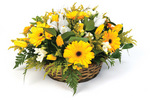 Spring Basket Arrangement