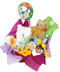 Gift Baskets New Born Baby Basket