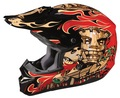 Fly Racing Junior Tiki Helmet