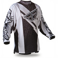 Fly Racing Black Jersey