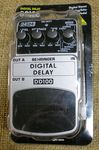 Behringer Digital Delay pedal