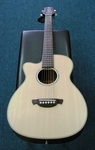 Crafter Small Body Acoustic Guitar