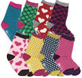 Assorted Girls Socks