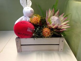 Natives and aussie baby gifts flowers flowers and gifts natives and aussie baby gifts negle Gallery